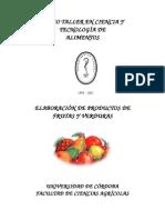 Curso Taller Frutas Revision