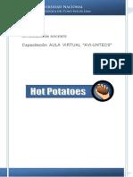 Hot Potatoes Manual