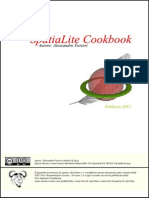 SpatiaLite Cookbook ITA