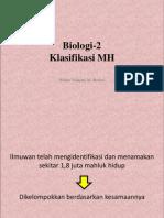 Biologi-2 klasifikasi.ppt
