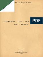 Historia Del Vendedor de Libros