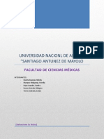 Universidad Nacionl de Ancash