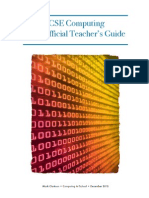 GCSE Computing OCR Teaching Guide