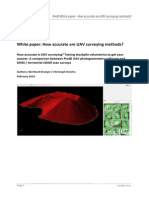 Pix4D White Paper How Accurate Are UAV Surveying Methods(2)