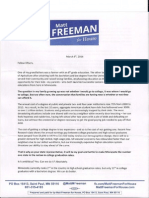 Freeman Higher Ed Letter