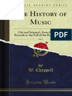 The History of Music v1 1000021237