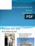 Culture and Society in Rome