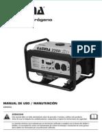 Manual Gamma 2200 Elite