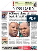Business Daily 28th Feb 2014