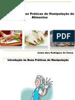 Boas Praticas na Manipulação de Alimentos