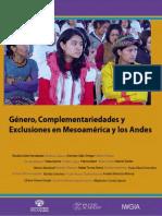 Aida Hernandez et. al.-Género, complementariedades y exclusiones en mesoamerica y los andes