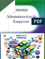 WEB 2.0 Uniminuto Informatica Empresarial