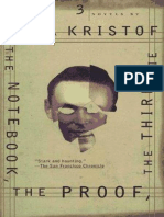 The Book of Lies - Agota Kristof