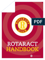 Handbook Rotaract