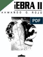 Algebra II - Armando Rojo