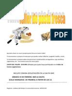 Taller Pasta Fresca
