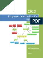 Actividad de Aprendizaje 2.1. Propuesta de _Actualización JUANA ELENA PULIDO OLIVER