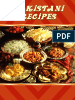 The Sify Food Contributors Pakistani Recipes Cookbook 2005