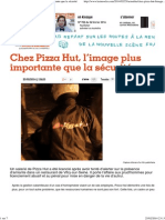 amiante - Chez Pizza Hut, l'image plus importante que la sécurité.pdf