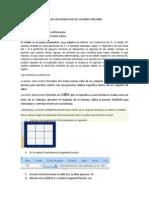 Crear Un Sudoku en Excel Usando Funciones