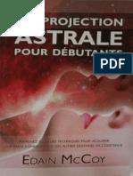 La Projection Astrale Pour Debutant - Edain McCoy