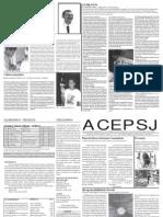 ACEPSJ Boletim 03/2006