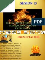 Sesion 15 Prevencion de Incendios 1