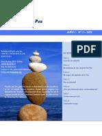 OTS - Boletín Grupos Pro Paz Nº 1