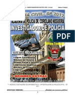 07 - MÓDULO DE NOÇÕES DE INFORMÁTICA  - INVESTIGADOR DE POLÍCIA CIVIL SP 2012