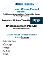 Power Point - Blue Energy - Ocean Power - Piston Pump & Racks.ppt