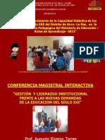 Diapositivas de Cepail Ayacucho