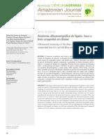 2012_Anatomia ultrassonográfica de fígado, baço e trato urogenital em jiboias