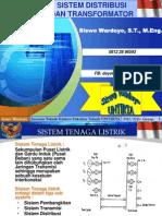 Sistem Distribusi Dan Transformator