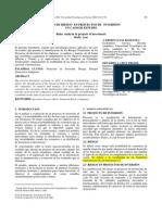 Analisis de Riesgos en Proyectos de Inversion