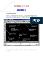 Manual Autocad Basico (Primera Parte)