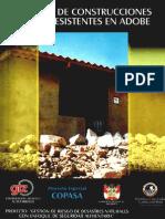 Manual de Construcciones Sismoresistentes en Adobe