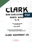 No 56 (Carloader D) Parts Manual