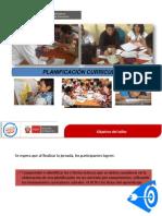 tallerdeplanificacioncurricularimplementandolasrutasdeaprendizaje-140124232620-phpapp02
