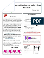 2014 february newsletter
