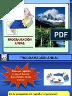 PROGRAMACIÓN  ANUAL COMUNICACIÓN