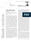 Journal of Psychiatric and Mental Health Nursing Volume 15 issue 2 2008 [doi 10.1111%2Fj.1365-2850.2007.01154.x] RICHARD LAKEMAN -- The Age of Melancholy- 'Major Depression' and Its Social Origins