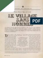 Le Village Sans Hommes CAUSETTE-Fevrier-2013
