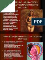 4- Variantes de Las Practicas Eroticas y Comportamiento Erotico