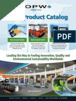 2013 OPW Product Catalogo