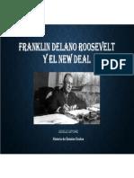 Unidad 9 Franklin Delano Roosevelt y El New Deal - Lisselle Latorre