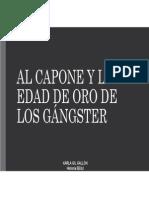 Unidad 9 Al Capone y la edad de oro de los Gangster - Karla Gil Gallón