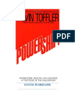 Alvin Toffler-Avutia in Miscare 1-0-10