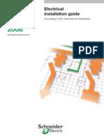 Electrical Installation Guide, Schneider Electric, 2008