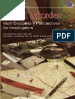 Serial Murder FBI