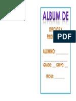 ALBUM DE